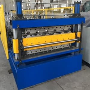 double layer roll former 1