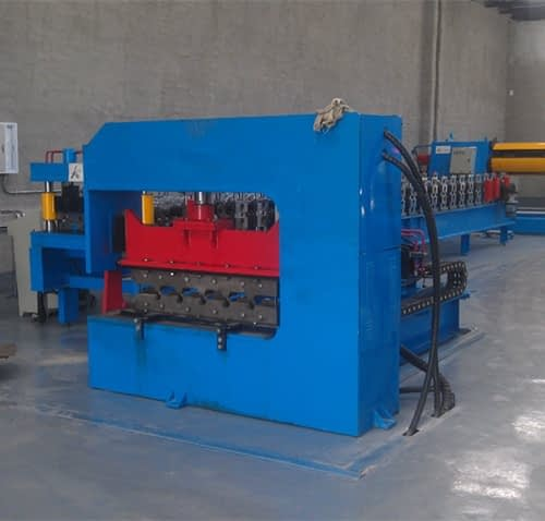 ibr sheet machine curving machine