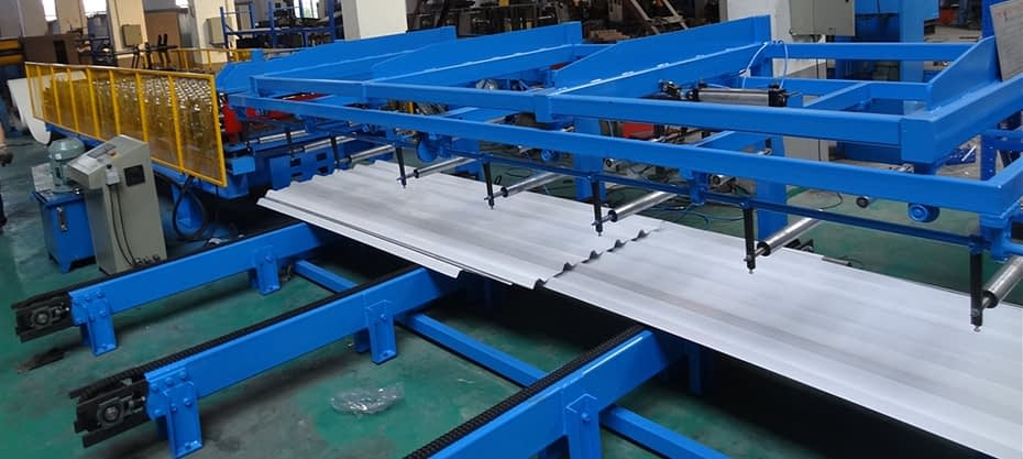 roofseal deck762 roll forming machine