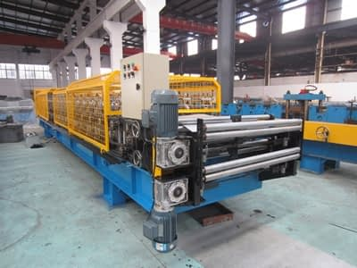 double layer roll forming machines 副本