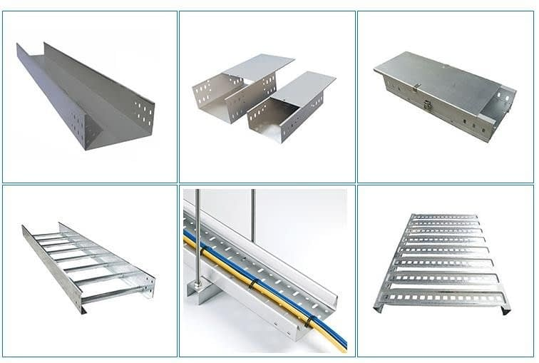 cable trays production line