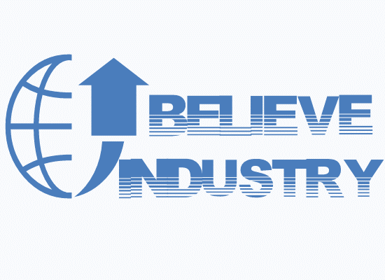 believe industry logo