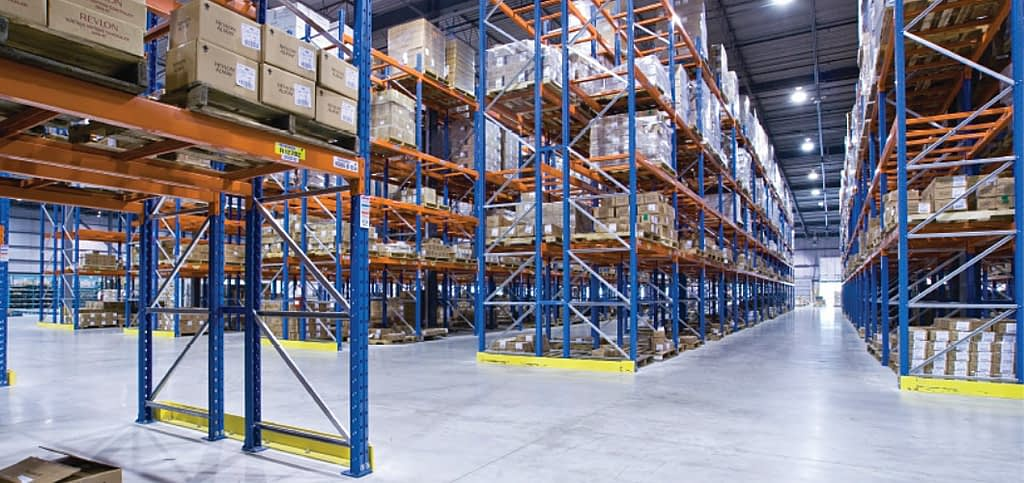 roll forming in pallet racking