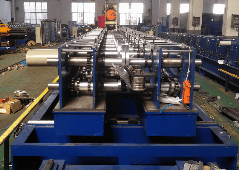 cable tray roll former