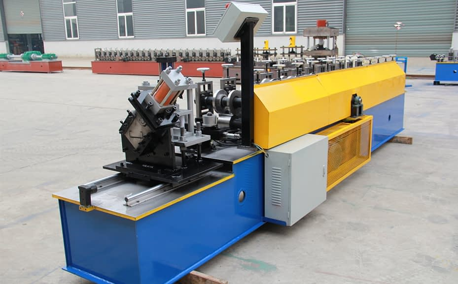 ceiling channel roll forming machine supplier