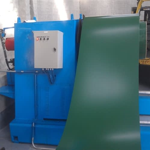 ibr sheet machinery uncoiler